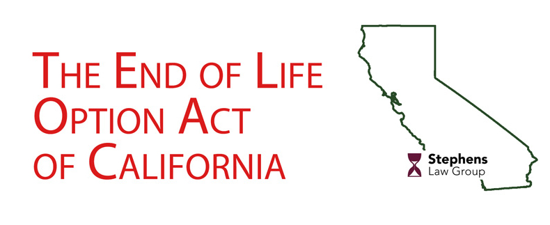 The End of Life Option Act of California