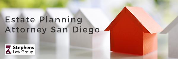 Estate Planning Attorney San Diego